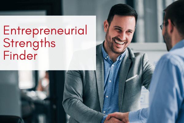 Entrepreneurial-Strengths-Finder