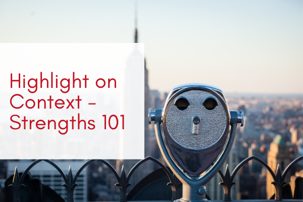 Highlight-on-Context-Strengths-101